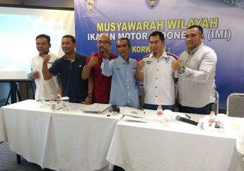 Selamat Dan Sukses, Resmi Terpilih 4 Ketua Korwil 'Pantura' IMI Jabar