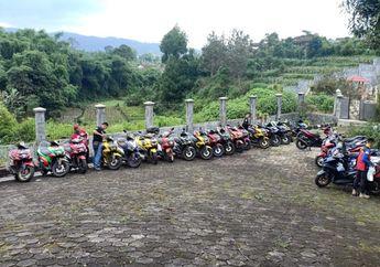 ARCI Bekasi Chapter Gelar Touring Wajib ke-3  dan Pelantikan Member Baru.