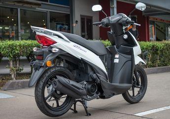 Modal Rp 2,5 Juta, Suzuki Address Jadi Versi Eropa, Ini Rinciannya.