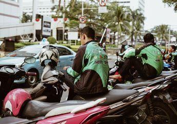 Kisah Pilu Driver Ojol Akibat Aksi 22 Mei, Mulai dari Batalkan Order Sampai Terobos Gas Air Mata