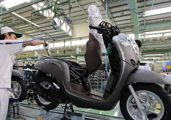 Ini Mesin Motor Matik Retro Honda Scoopy 150 cc Saingan Yamaha NMAX?
