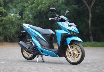 Modifikasi Motor Honda Vario 150 Elegan, Detailnya Dari Negara Lain