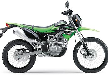 Penggila Trabasan Mana Suaranya, Kawasaki KLX 150 Bekas Kondisi Mulus Harganya Pas di Kantong Nih