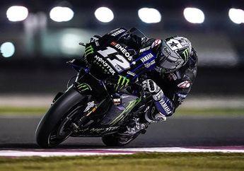 Waspada, Yamaha Makin Kencang di Hari Terakhir Tes Pramusim MotoGP Qatar