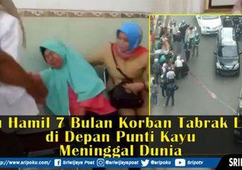 Tragis! Main Handphone Di Motor, Wanita Hamil Tewas Korban Jambret