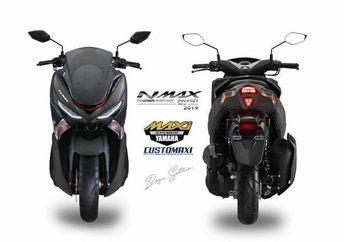 Mengejutkan, Info Yamaha NMAX Facelift 2019 dari Yamaha Jepang, Ini Jawabannya