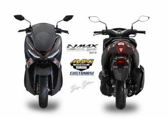 Foto-foto Yamaha NMAX Facelift Beredar Luas, Begini Jawaban Pihak Dealer