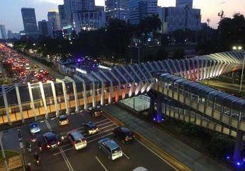 Nanti Malam Mau ke Monas? Catat Ini Beberapa Jalan di Jakarta yang Akan Ditutup Selama Tahun Baru