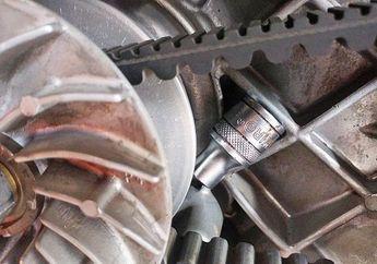 Bongkar Pulley Depan Motor Matic Jangan Asal-asalan, Crankcase Bisa Pecah