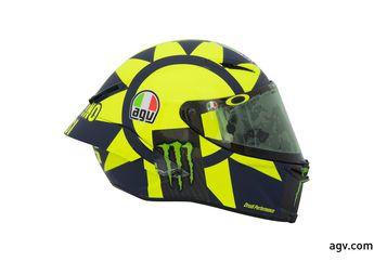 Penampakan 'Valentino Rossi' di F1 Italia Monza, Jadi Pindah Ke F1?