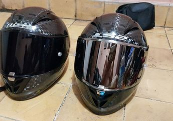Cuma Modal Rp 20 Ribu Agar Helm Anti Berembun Di Musim Hujan