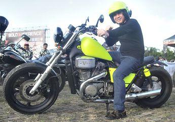 Garangnya Moge Punya Walikota Lubuklinggau, Pejabat Doyan Motor Custom