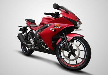 Mantap Jiwa! Suzuki GSX-R150 Tambah Warna dan Fitur Baru, Harganya Naik?