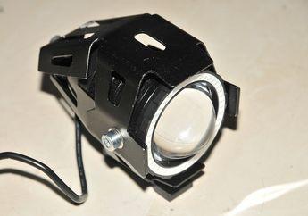 Kontroversi Lampu HID Dilarang Digunakan Dan Dilakukan Penilangan