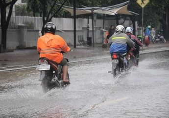 Jangan Sampai Celaka, Simak Beberapa Titik Rawan Banjir di Jakarta