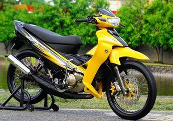 Yamaha 125Z  Tampilannya diubah Bergaya 125ZR Malaysia Keluaran 2016