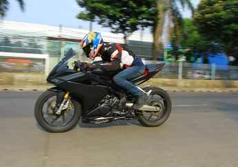 Sadis! Upgrade Performa All New Honda CBR 250RR, Power Melonjak Hampir 4 Dk