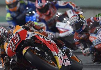 Jadi Pembuka, Ini Rekor Pembalap Tercepat di Sirkuit MotoGP Qatar