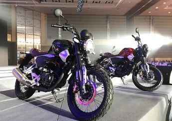 Kerennya Lampu Motor Honda CB190SS 2019, Bakal Jadi Sembako Modif