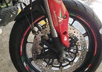 Bikers Waspadalah! Maling Zaman Now Bukan Incar Motor, Komponen Mahal Jadi Incaran