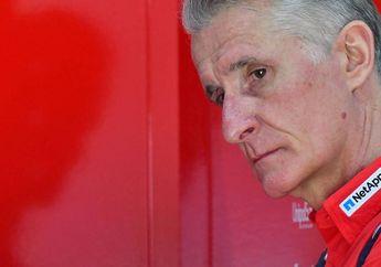 Paolo Ciabatti: 'Scoop' di Swing Arm Motor MotoGP Enggak Wajib