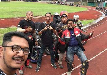 Seru, Perjalanan BMC Sanggau Hadiri 1st Serian International Bike Week di Malaysia