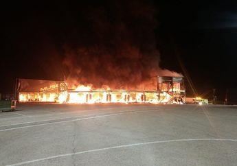 Ternyata Ini Penyebab Gudang MotoE Terbakar Menurut Kepala Tim Dynavolt Intact GP