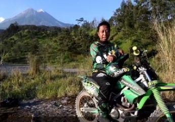 Bukan Cuma Moge, Ketua Umum PPP yang Ditangkap KPK Doyan Trabasan di Gunung Merapi