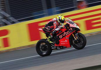 Hasil Race 1 WSBK Thailand, Bautisa Menang, Lagi-Lagi Sekebon Jauhnya