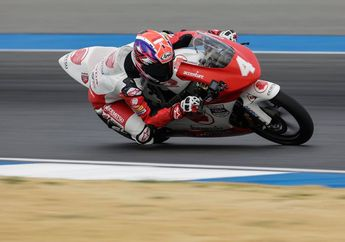 Astra Honda Motor Berbela Sungkawa Meninggalnya Afridza Munandar di MotoGP Malaysia 2019