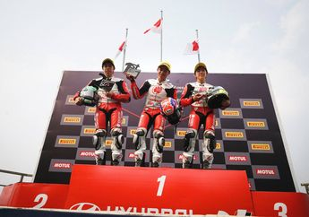 Taktis, Video Afridza Syah Munandar Juara Race 1 Asia Talent Cup Thailand