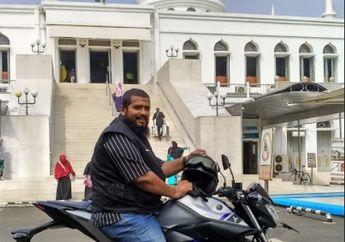 Kendarai Motor-motor Keren, Ustad Bikers Ini Dakwah Sambil Riding Tempuh 250 Km Tiap Hari
