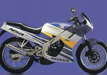 Sosok Legendaris Honda NSR150 Series 2-tak, Motor Kencang Idola Anak Muda