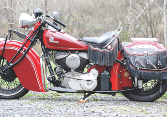 The Indian Motorcycle Legenda Motor Amrik Selain Harley Davidson