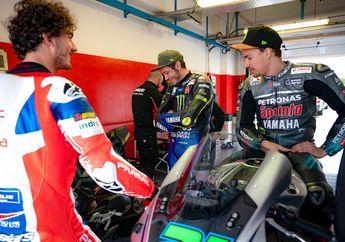Begini Alasan Valentino Rossi Latihan Sama Murid, Motornya Beda