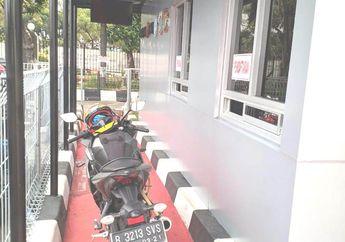 Bikers Catat Nih! Lokasi Samsat Drive Thru Di Jakarta, Bayar Pajak Kendaraan Gak Perlu Turun dari Motor