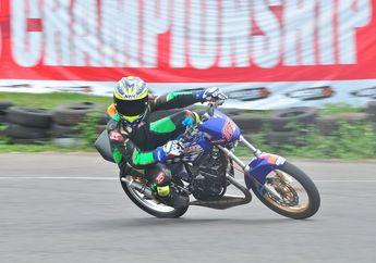 Bongkar Rahasia Yamaha RX-King Terkencang di Daytona Indoclub Championship 2019 Subang