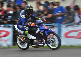 Gokil, Yamaha 125Z Balap Indonesia Ada Bagian yang Mirip Motor MotoGP