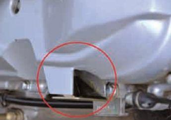 CVT Motor Matic Kemasukan Air dan Selip? Solusinya Tarik Selang dan Miringkan Motor