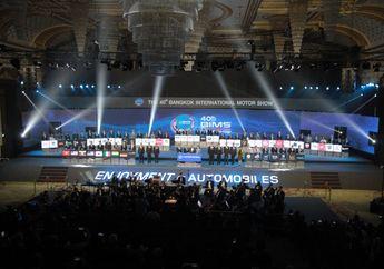 Liputan Langsung Bangkok Motor Show ke-40, Harga Tiket 7 Liter Bensin Premium
