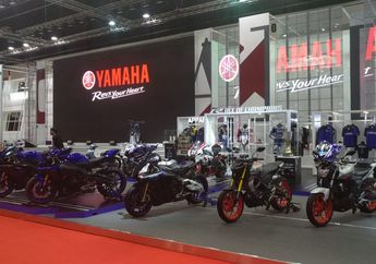 Liputan Langsung Bangkok Motor Show ke-40, Ada Motor Baru Enggak Nih?