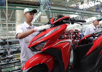 Harga Naik Rp 150 Ribu, Motor Honda Vario 125 2019 Juga Punya Warna Baru