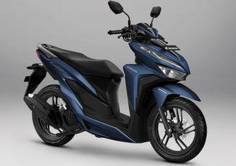 Motor Honda Vario 150 2019 Punya 2 Warna Terbaru, Harganya Naik Sedikit