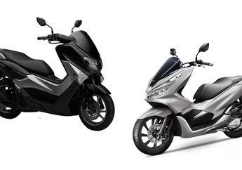 Harga Bekas Yamaha NMAX Dan Honda PCX 150, Selisihnya Banyak Bro