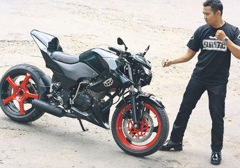 Modif Motor Honda Tiger