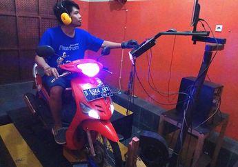 Upgrade Performa Yamaha Mio Pakai Klep Honda Karisma, Power Melonjak 153 cc