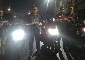 Enggak Mahal, Cuma Rp 200 Ribuan Lampu Utama Yamaha NMAX Bisa Lebih Terang