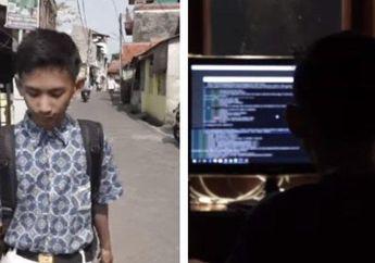 Enggak Sangka, Bocah Hacker Yang Belikan 2 Sepeda Motor Untuk Orang Tuanya Ternyata Punya Misi Mulia