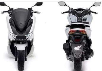 Belum Juga Yamaha NMAX Facelift Keluar, Honda PCX Tampang Baru Nongol