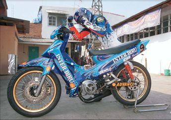 Yamaha F1Z-R Inter Biru CMS Paling Cover Body-nya, Ada Berapa Ya?